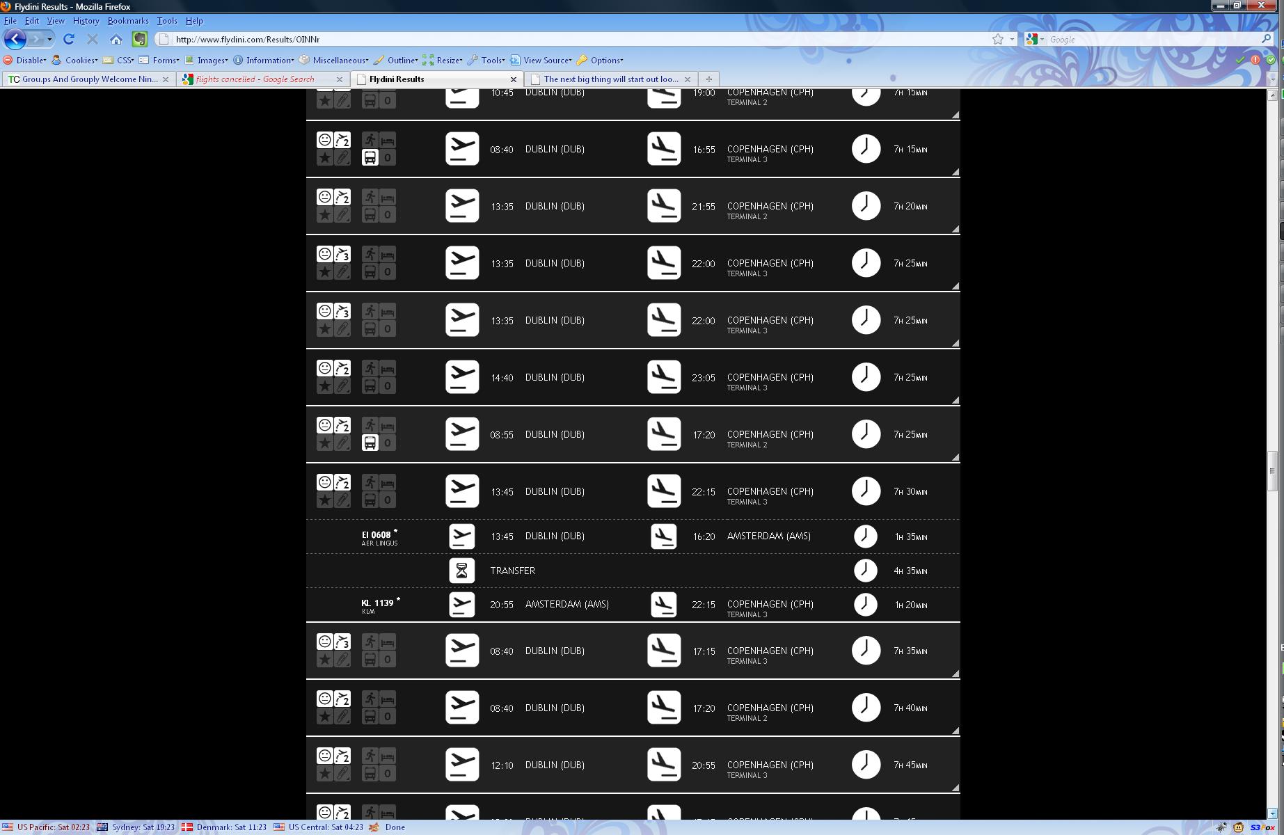 Flydini Results - Mozilla Firefox 4172010 122302 PM