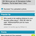 Most clever use of four square for real estate marketing